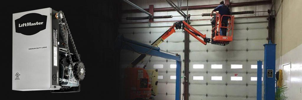 Commercial Garage Door Repair Houston